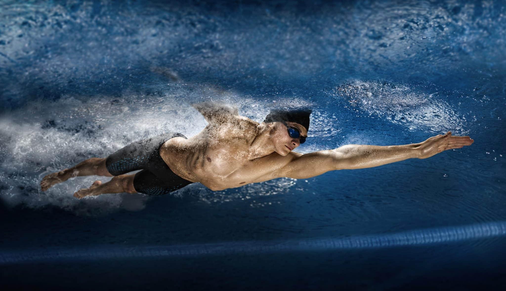Intégrez la natation dans votre entraînement