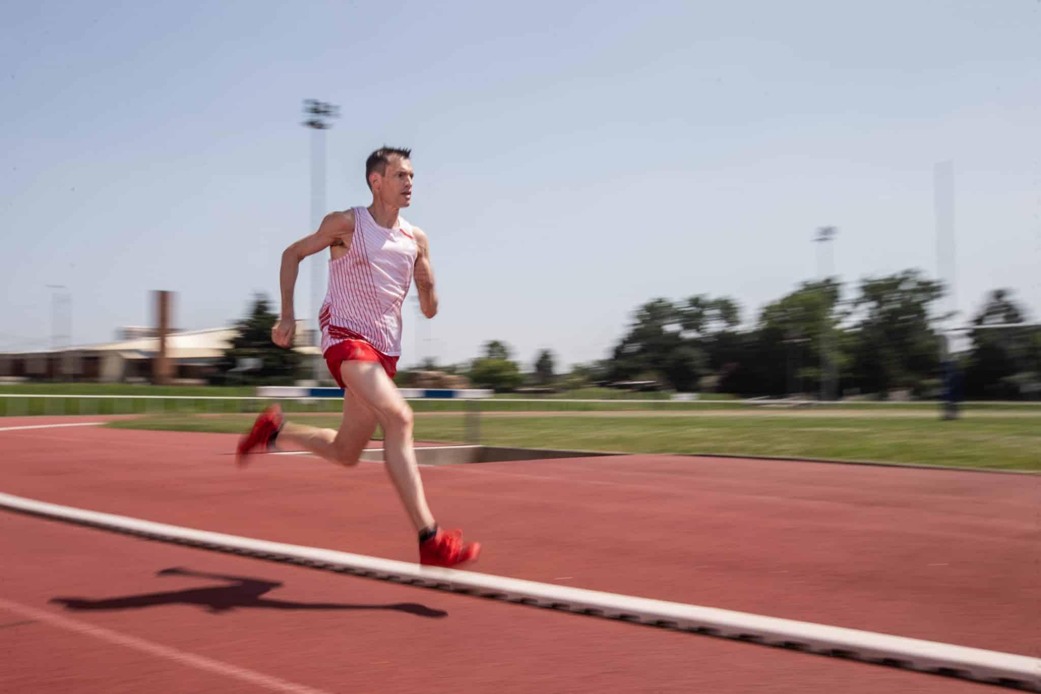 Cinq séances pour être plus rapide