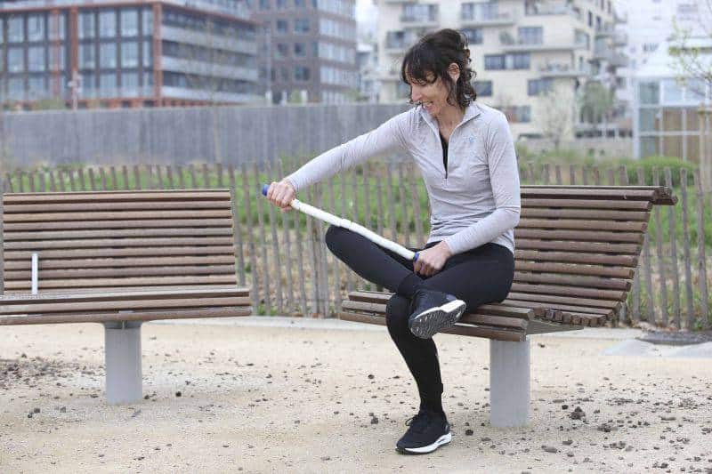 Bâton de massage The Stick Fitness System : le test