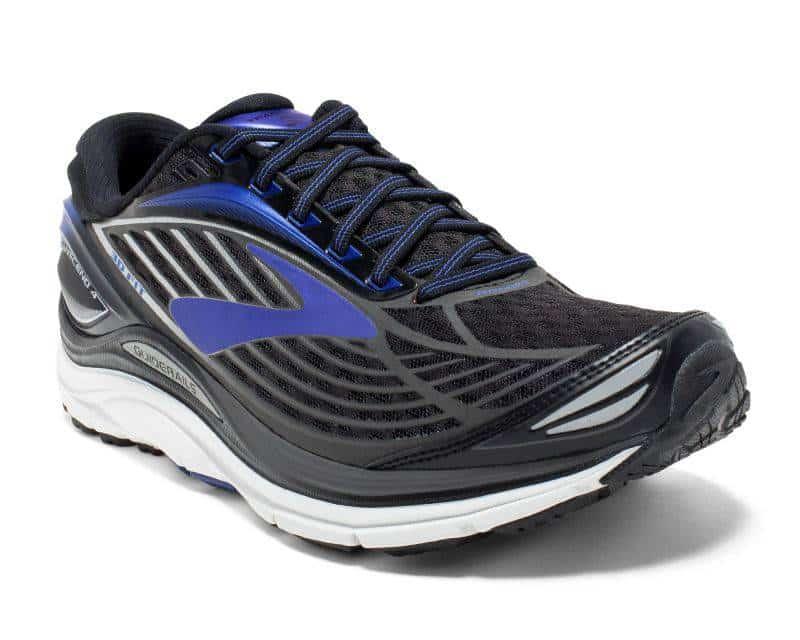 Test chaussures : Brooks Transcend 4