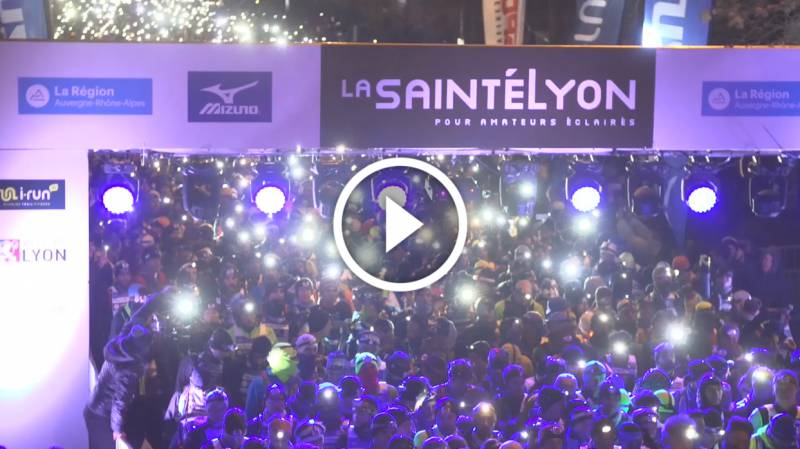 Best of Saintélyon 2017