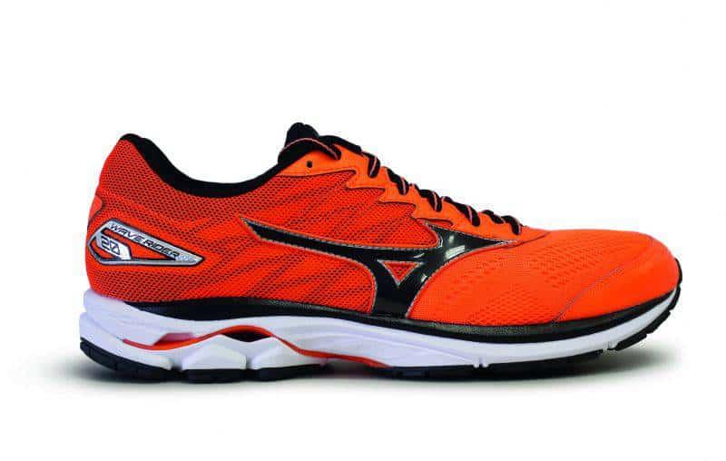 Test chaussures : Mizuno Wave Rider 20