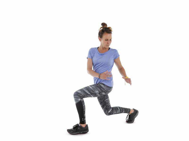 Se muscler : échauffement dynamique