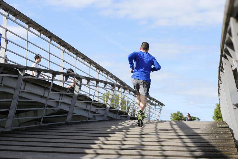 Échauffement : Le déblocage d'avant course