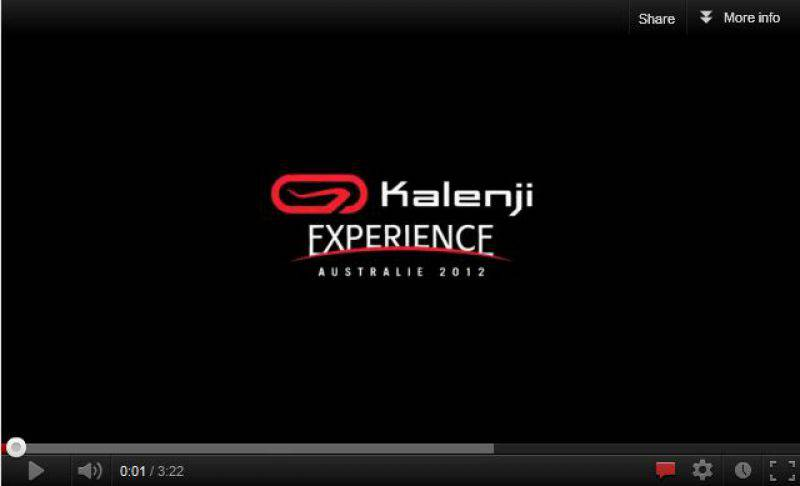 Découvrez la première édition de la Kalenji Experience