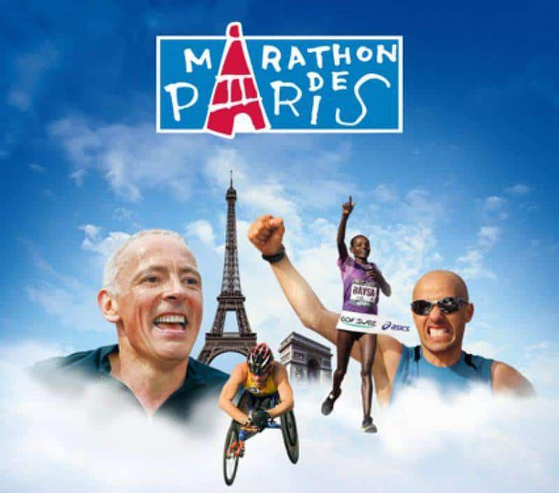 L'application mobile du marathon de Paris enfin disponible