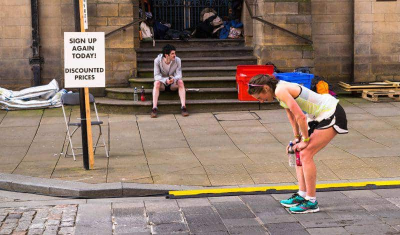Vrai ou faux : Plus on court, plus on risque de se blesser ?