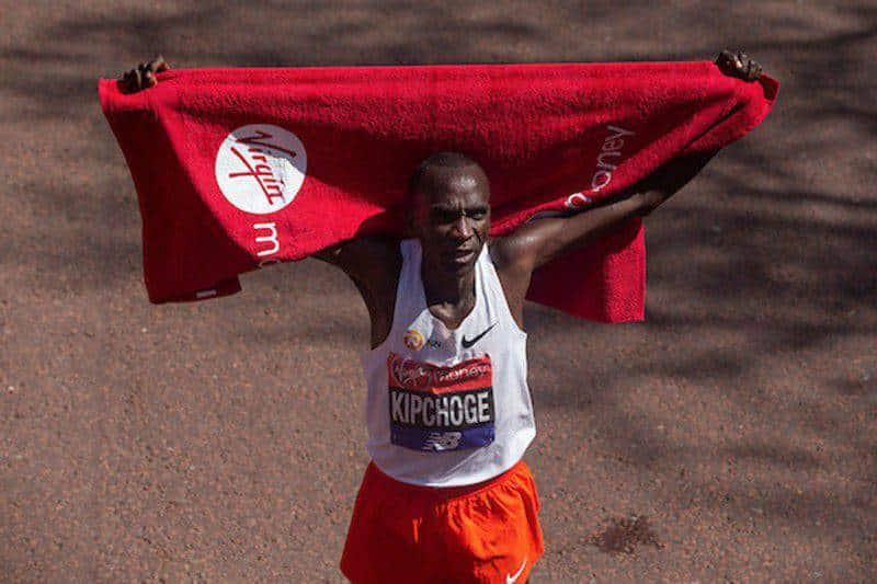 Marathon de Londres 2018 : Kipchoge triple la mise