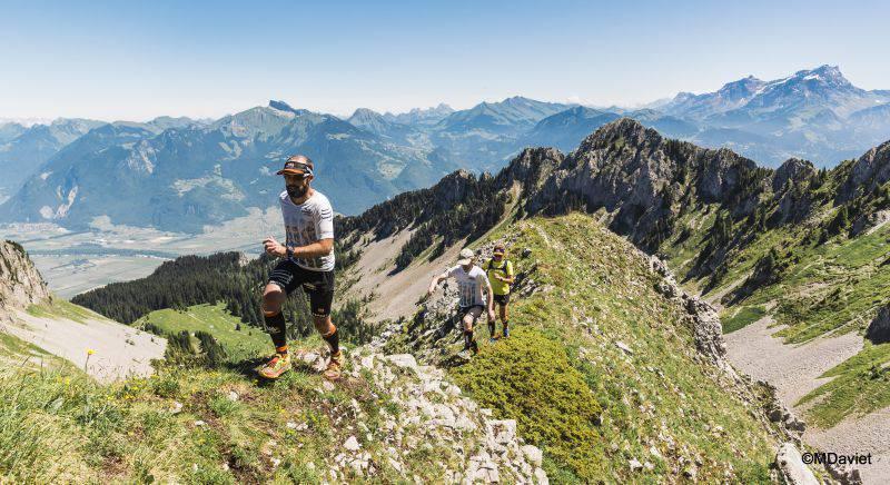 Découverte trail : Les portes du paradis