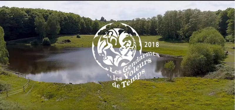 Les Gendarmes et les Voleurs de Temps : retour sur l'édition 2018 !