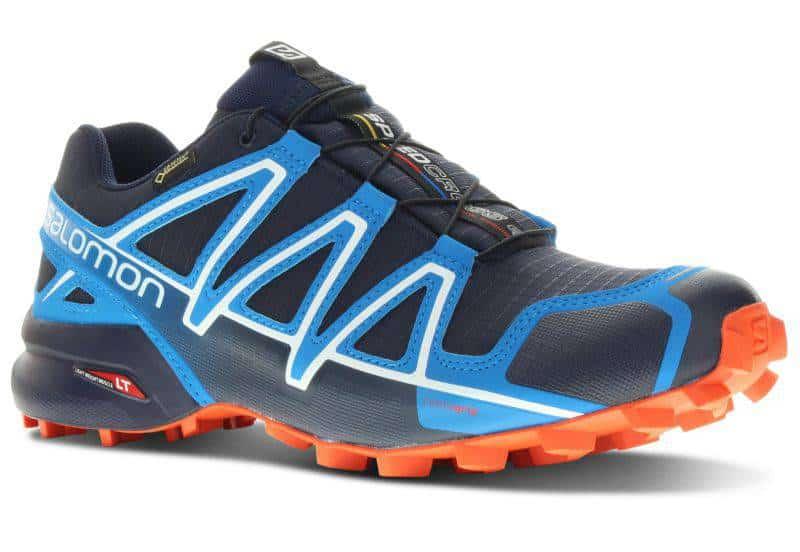 Test chaussures : Salomon Speedcross 4