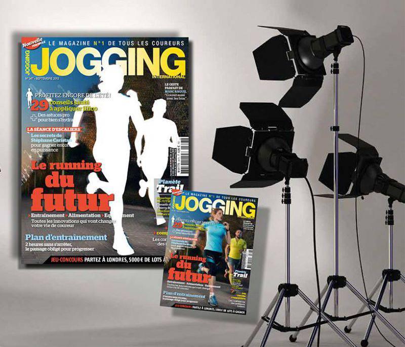 Casting Asics / Jogging International : les 50 présélectionnés