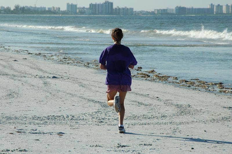 3 précautions pour jogger sur le sable