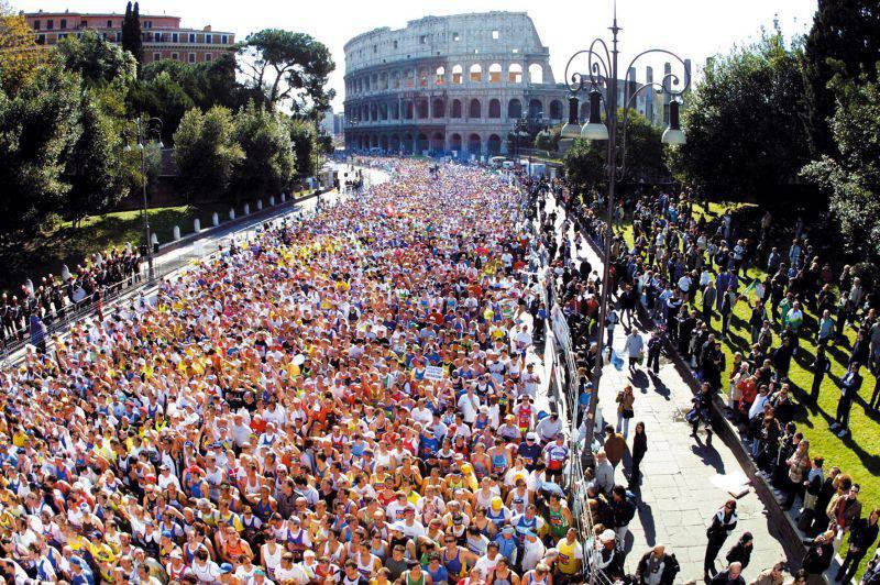 Run Rome The Marathon, pour devenir un gladiateur romain