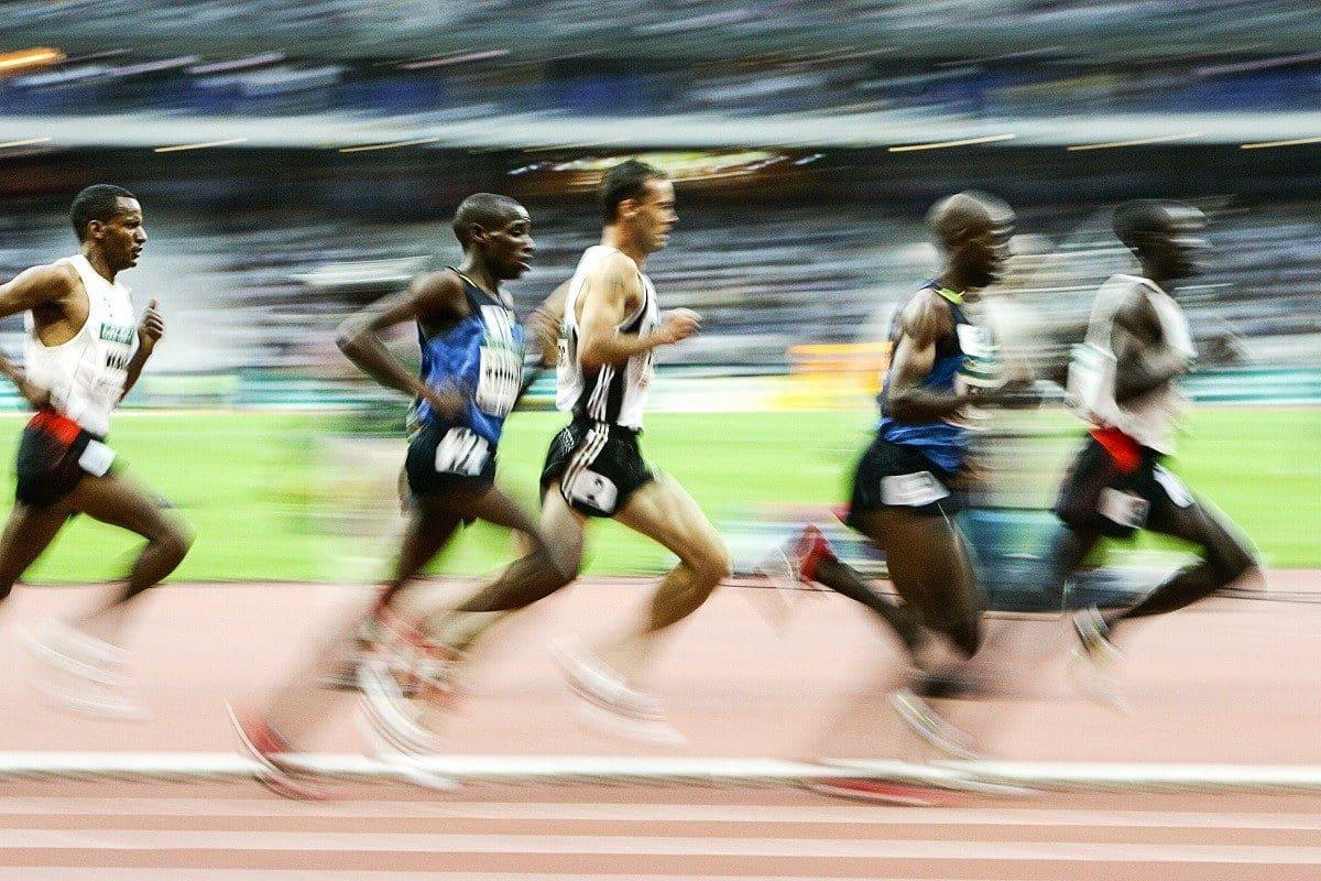 Le meeting de Marseille et les championnats de France d'athlétisme à la TV
