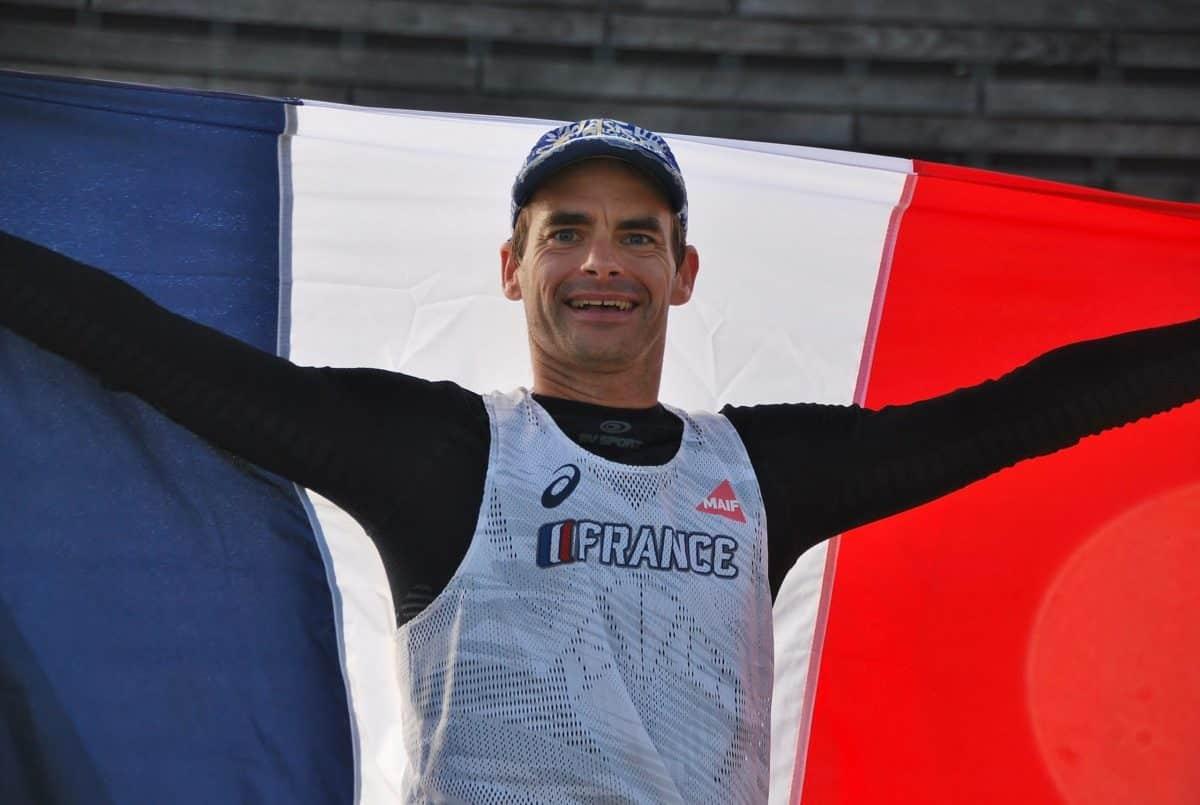 Erik Clavery bat le record du GR10