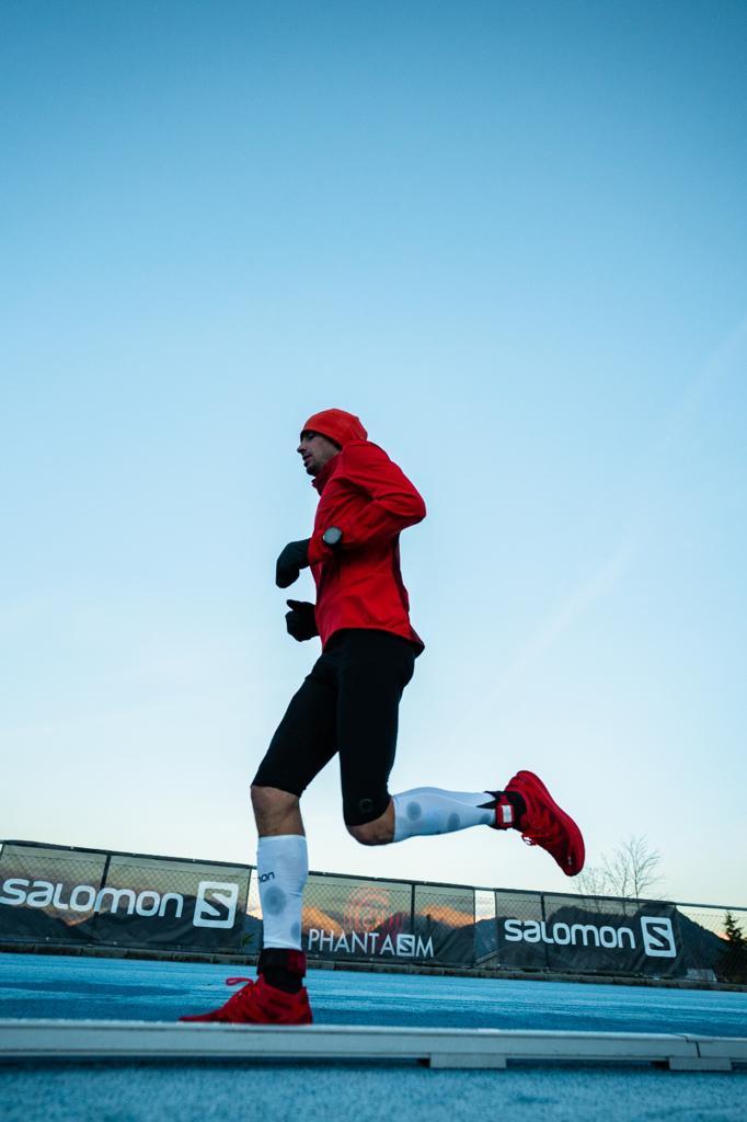 Pas de record de distance en 24h pour Kilian Jornet