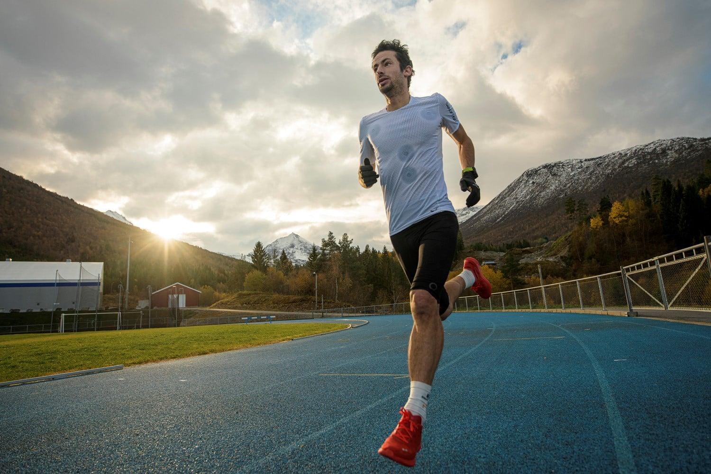 Kilian Jornet vise le record du monde de distance en 24h
