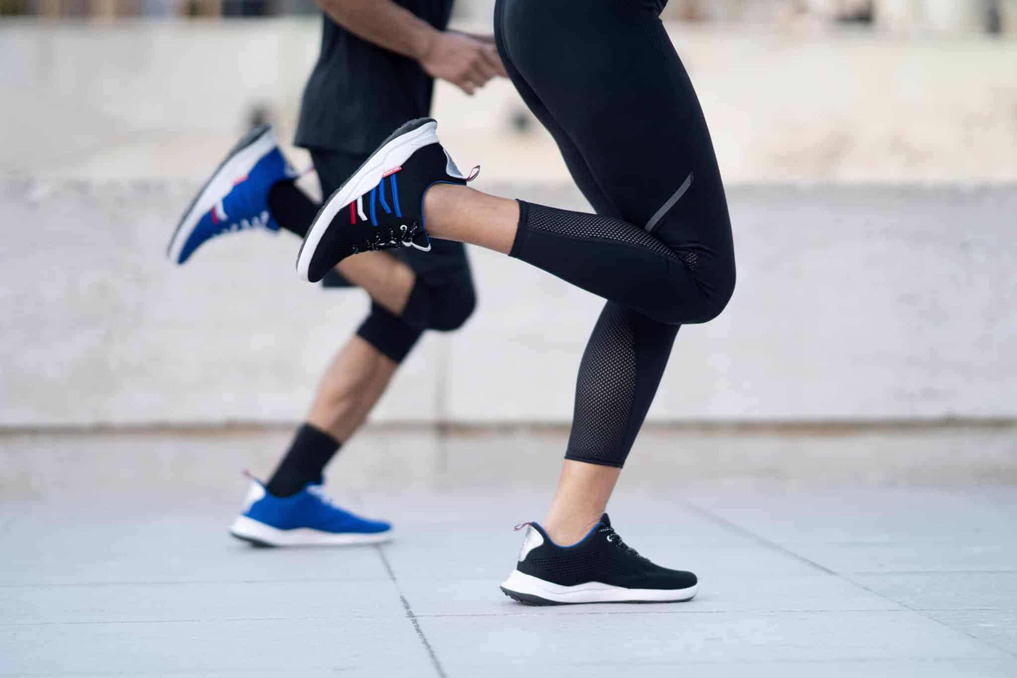 Relance : la chaussure de running made in France