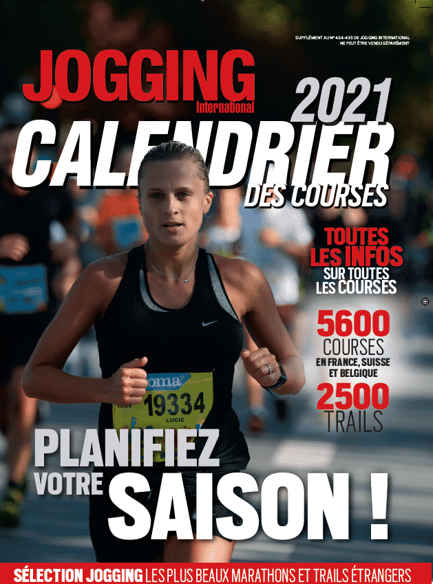 Calendrier Course A Pied 2021 Le calendrier des courses 2021   Jogging International