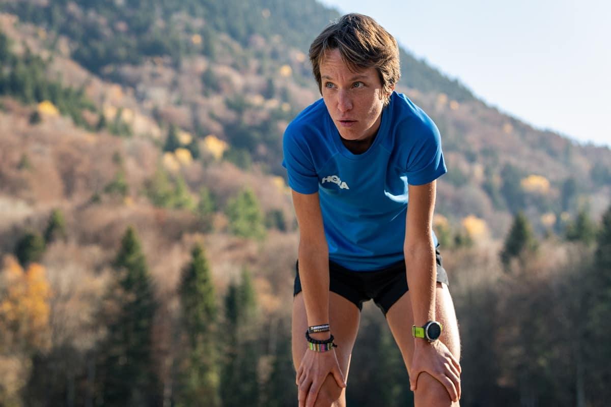 Audrey Tanguy vise le record de France du 100 km
