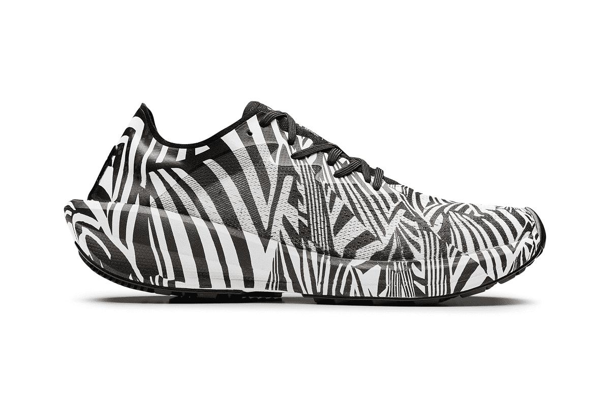 Des chaussures de trail en carbone avec Craft