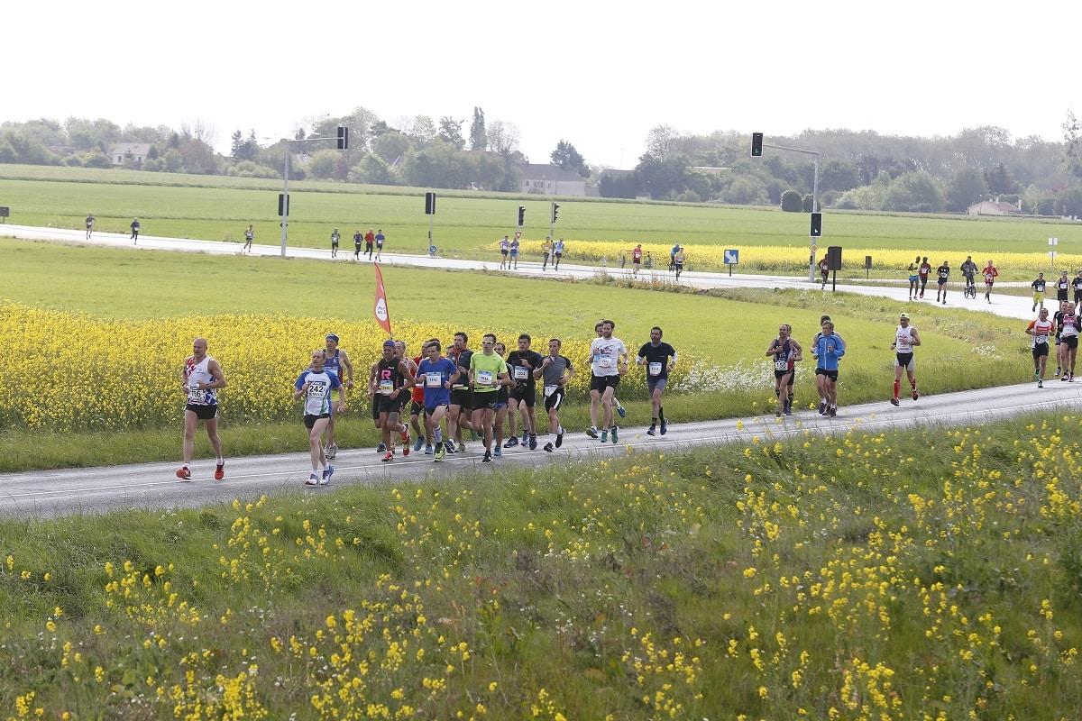 marathon sénart