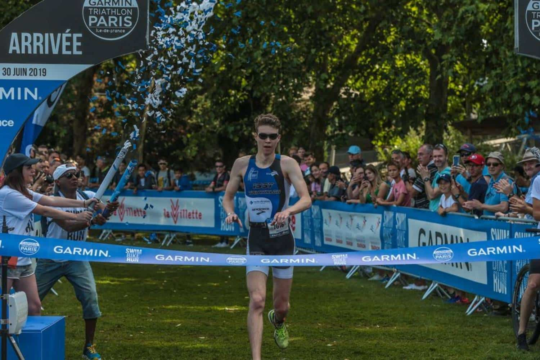 Ouverture des inscriptions pour le triathlon de Paris
