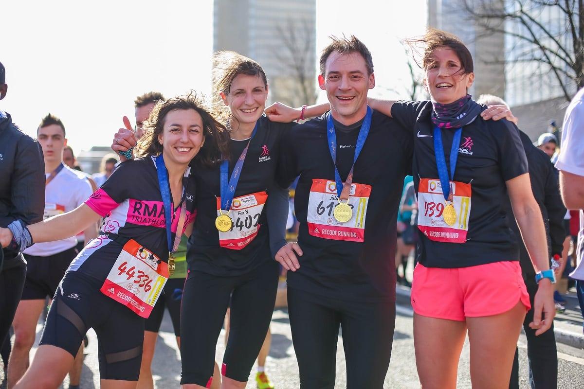 Un semi-marathon de Paris connecté en mars