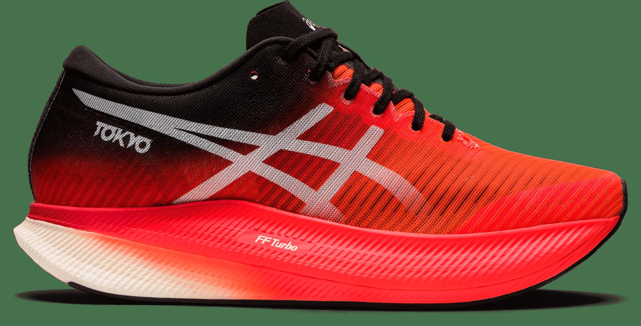 MetaSpeed : deux nouvelles chaussures carbone chez Asics