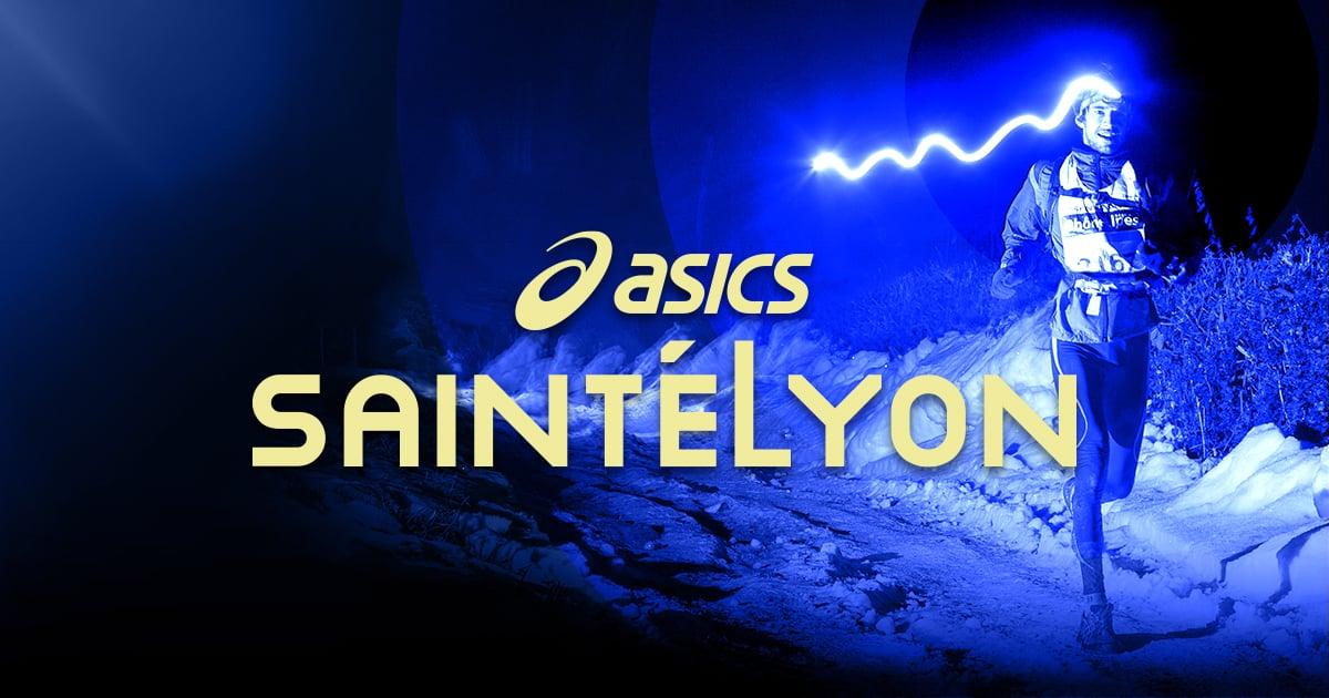 Asics devient le partenaire titre de la SaintéLyon