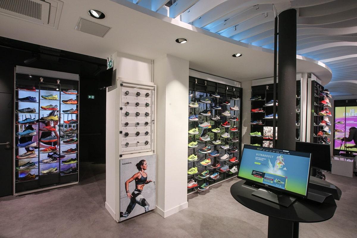 I-Run ouvre un «concept-store» à Paris