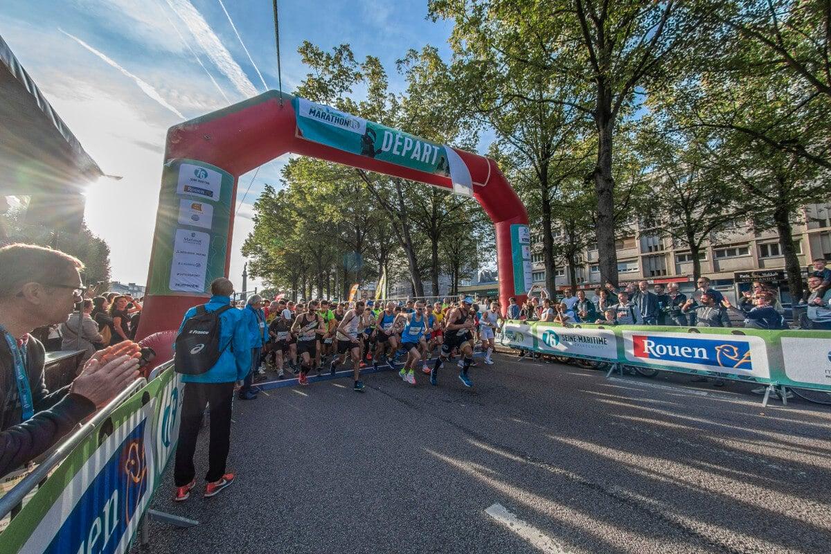 Début des inscriptions pour le 3e Seine-Marathon à Rouen