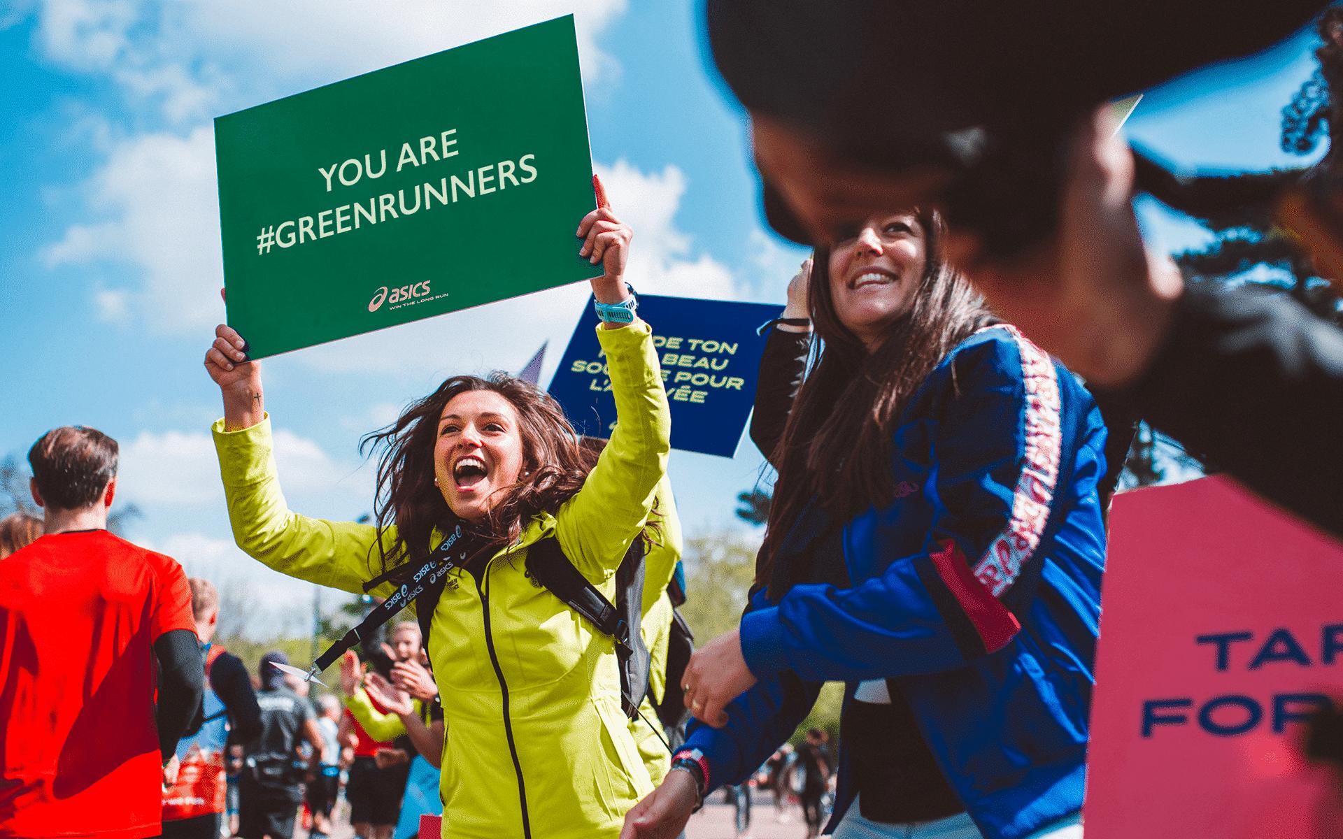 Parcourez 42 km lors de la Green Runners Week