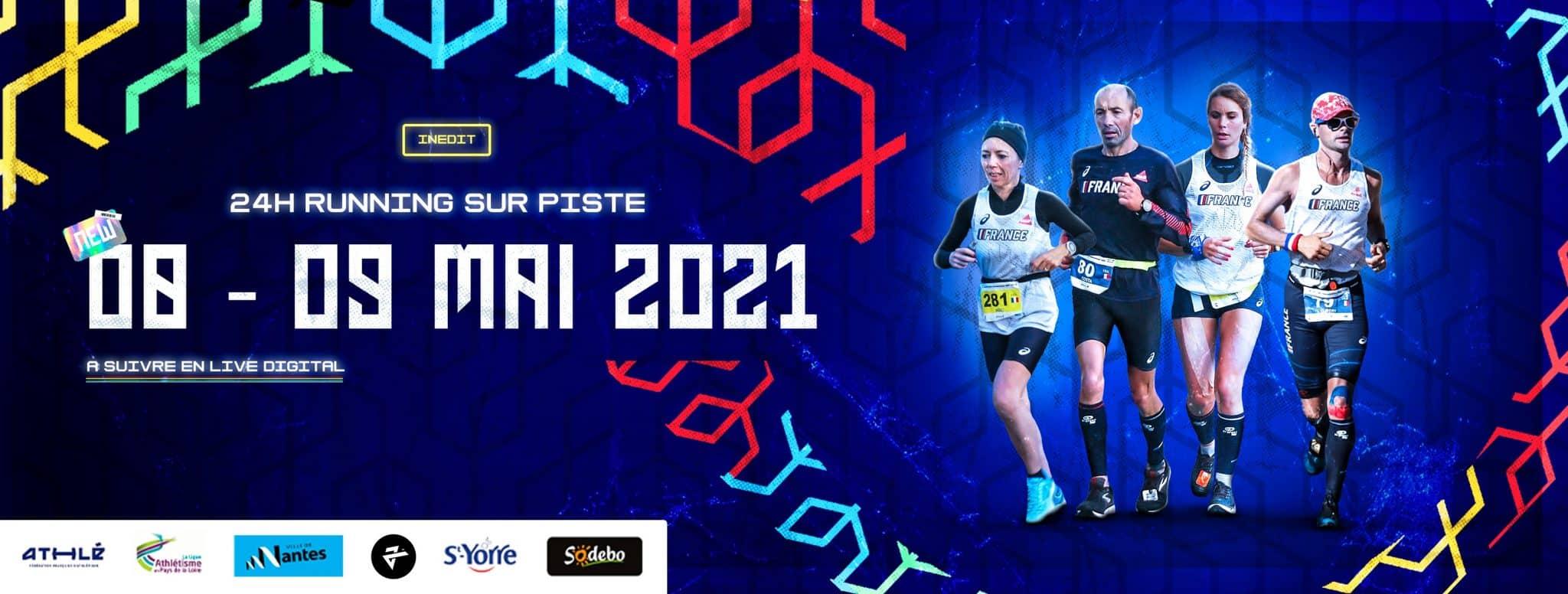 Un record de France de 24h à Nantes ?