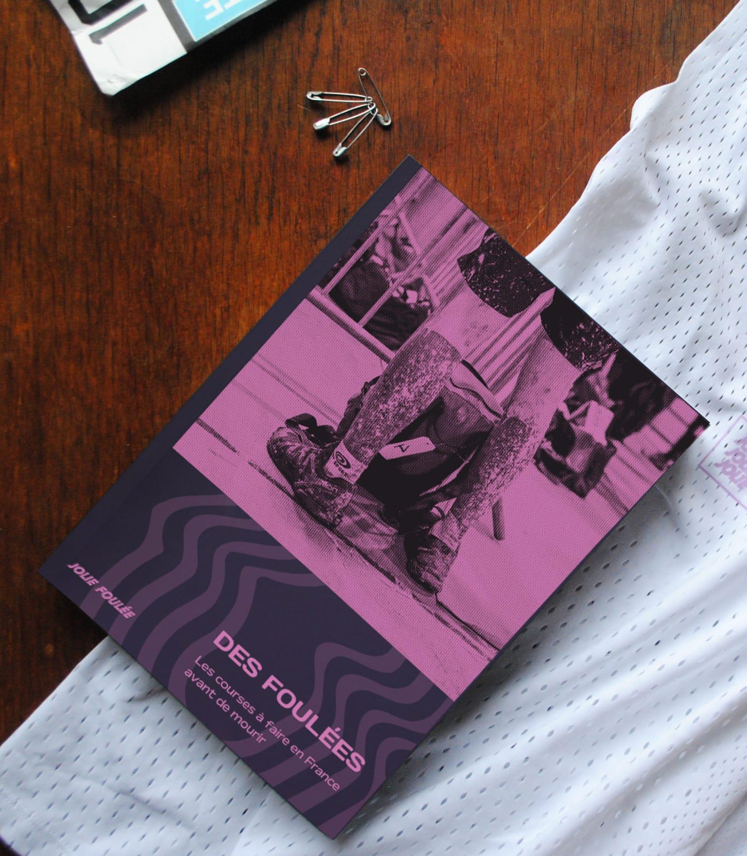 Des foulées : le livre de Jolie Foulée en réédition