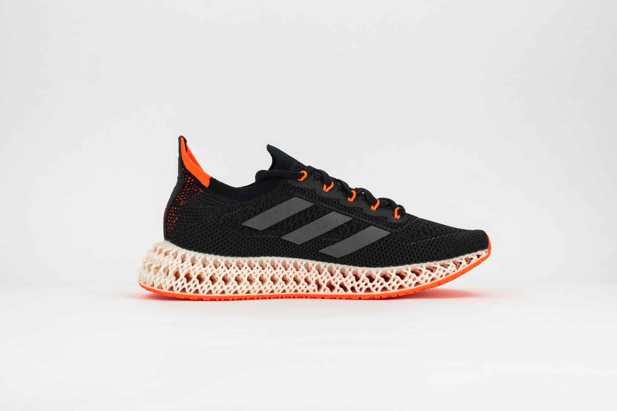 L'Adidas 4DFWR ou la chaussure imprimée en 3D