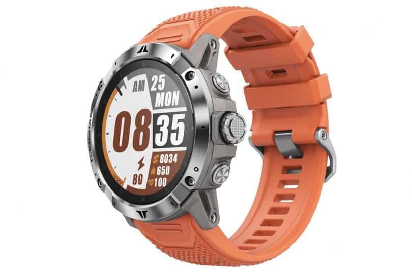 Vertix 2 de Coros : une nouvelle montre pleine d'innovations