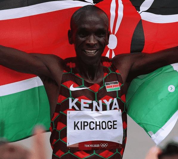 Kipchoge et Jepchirchir, champions olympiques du Marathon