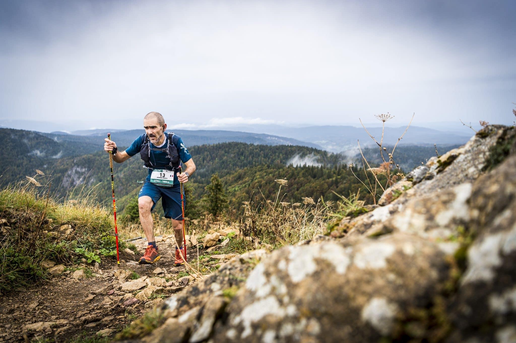 Deuxième édition de l'Ultra Trail des Montagnes du Jura