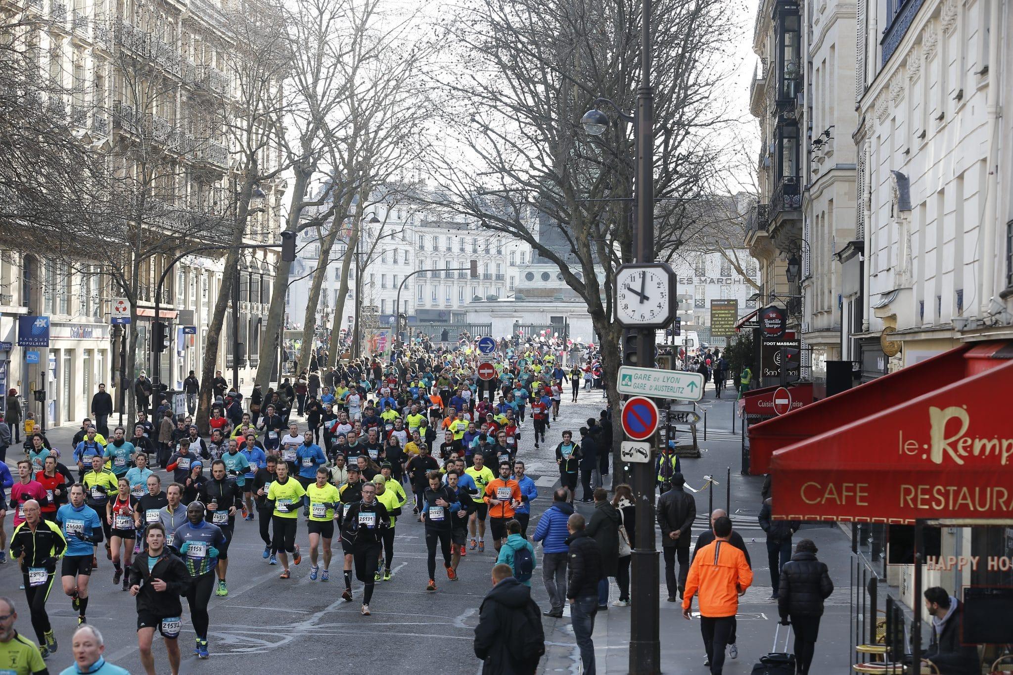 Semi-Marathon de Paris : 25 000 coureurs attendus ce 5 septembre