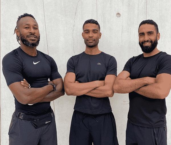 Paris-Marseille en courant, le défi de trois amis