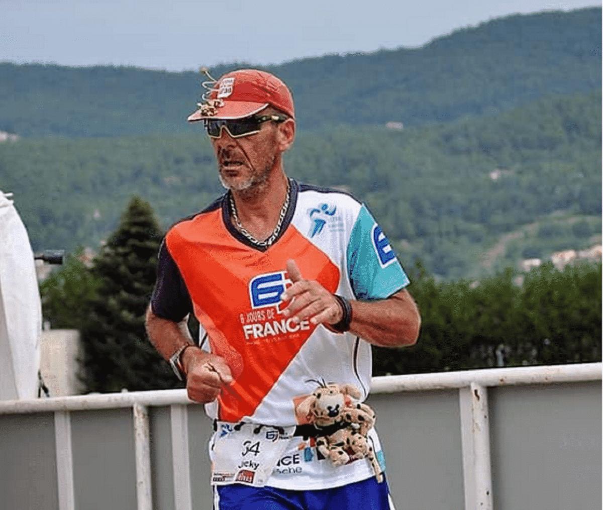 60 marathons en 60 jours pour ses 60 ans !