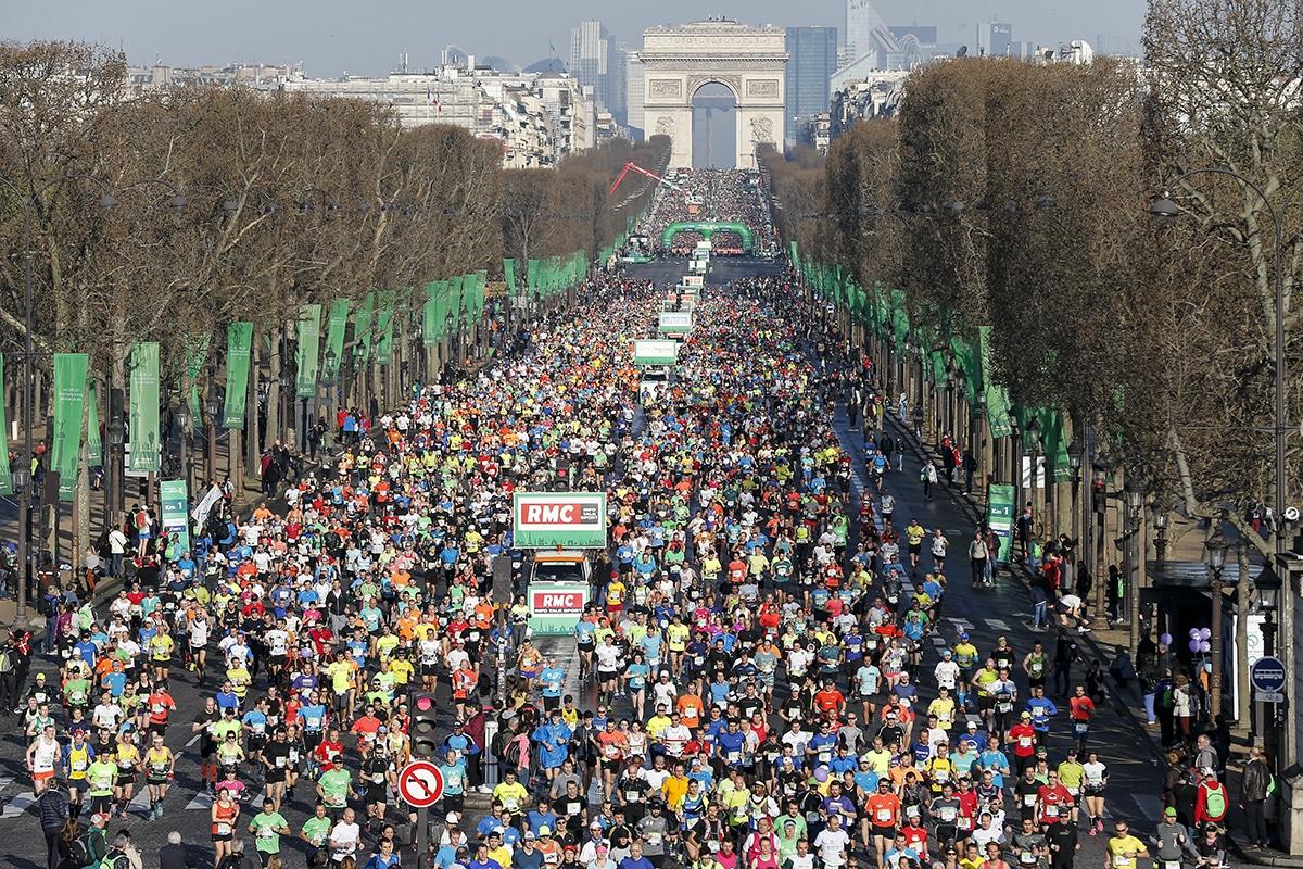 Marathon de Paris : début des inscriptions pour l'édition 2022