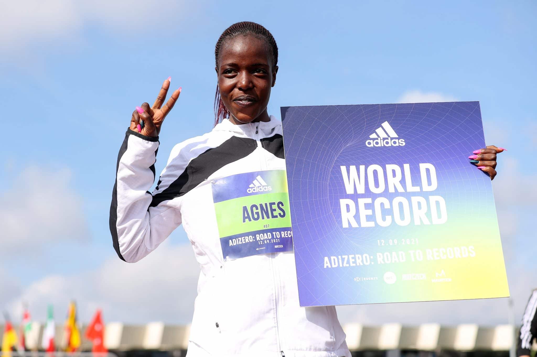 Agnès Tirop, championne du 5 km et du 10 km, retrouvée morte au Kenya