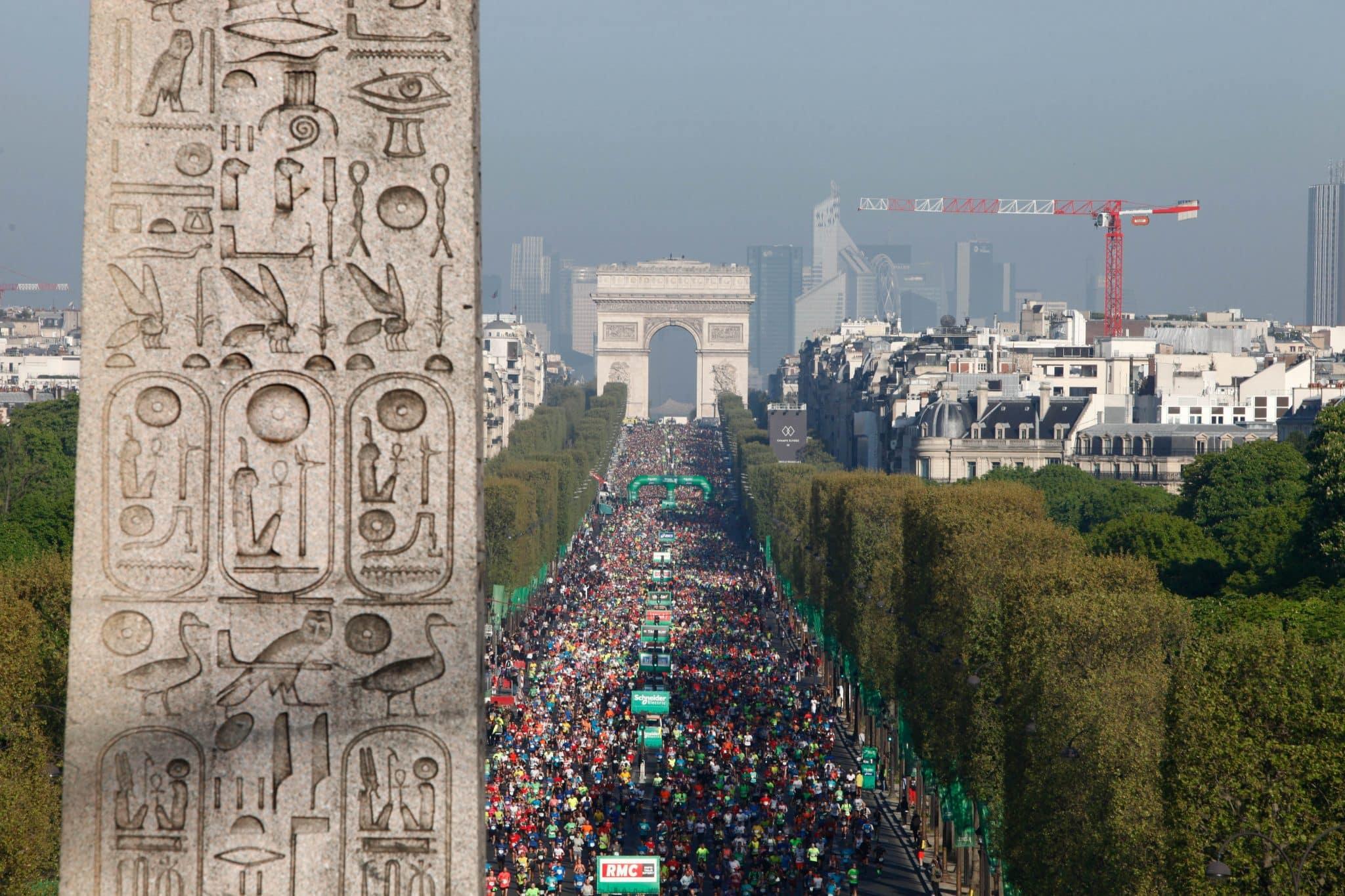 Tout savoir sur le Marathon de Paris 2021