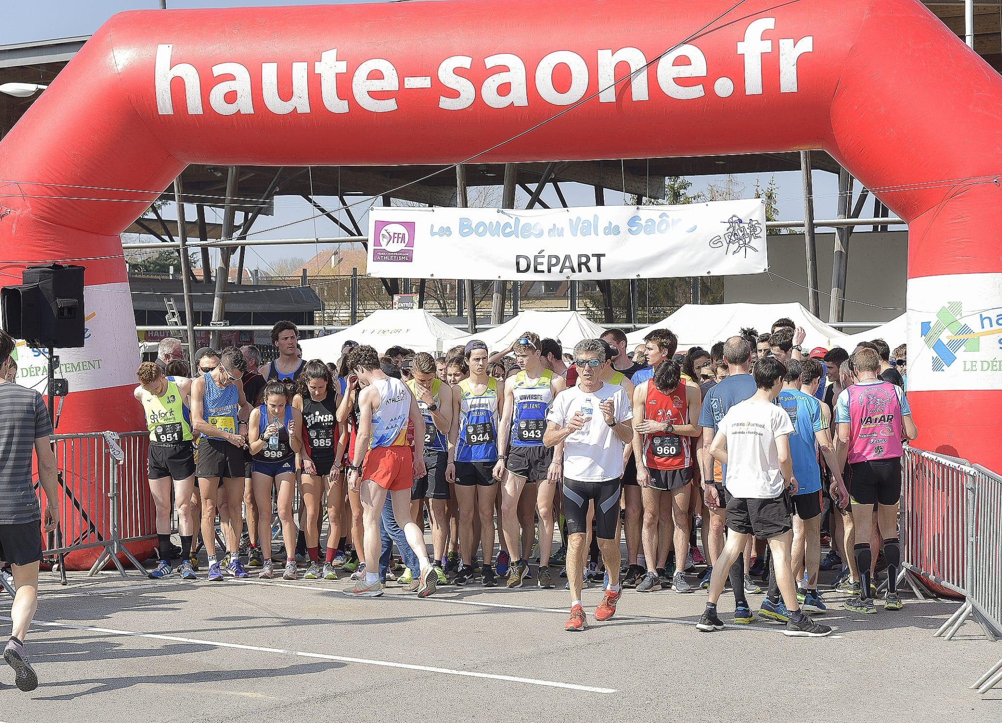 Les 36ème Boucles du Val de Saône auront lieu le 17 octobre