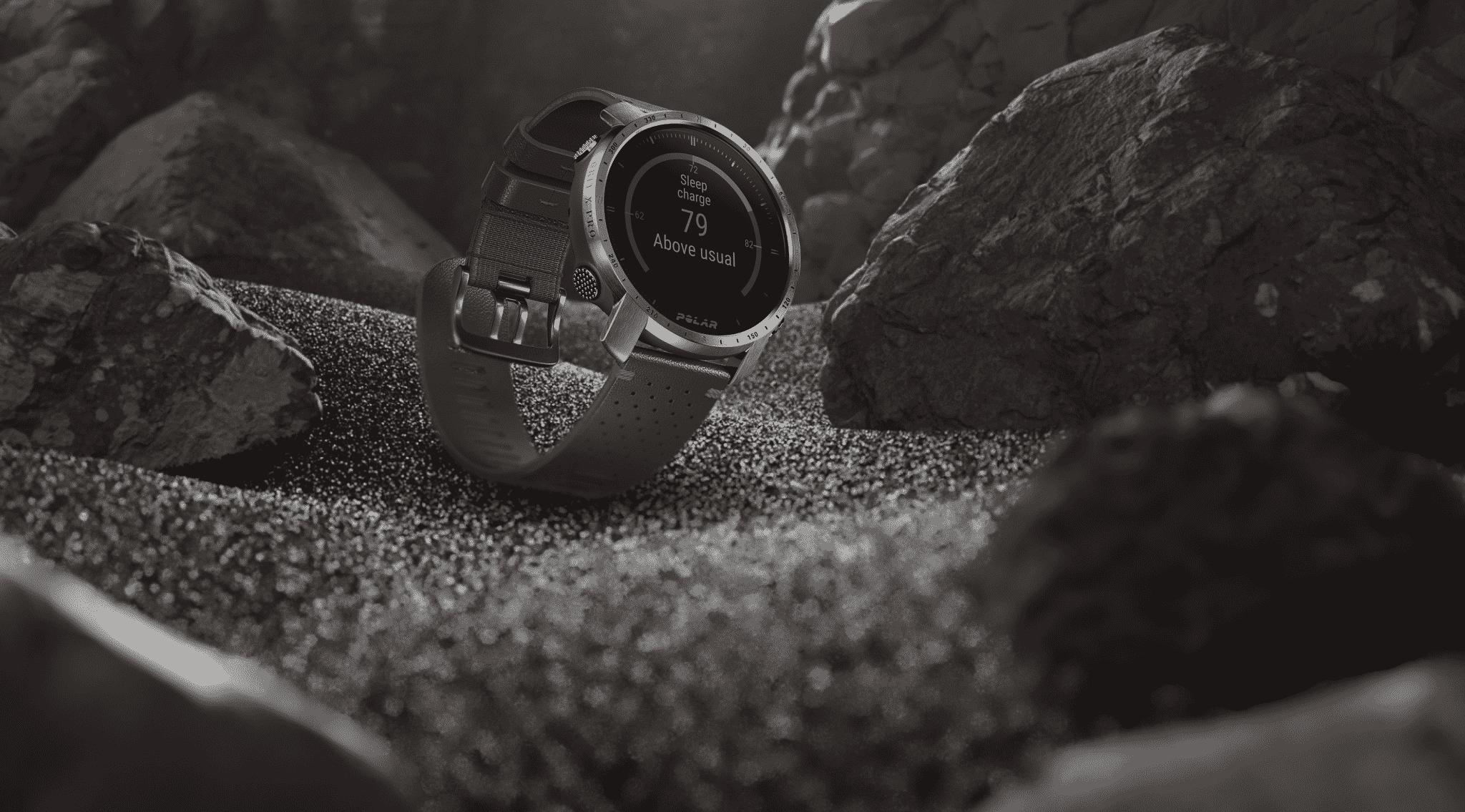 Grit X Pro, la nouvelle montre haut de gamme de Polar