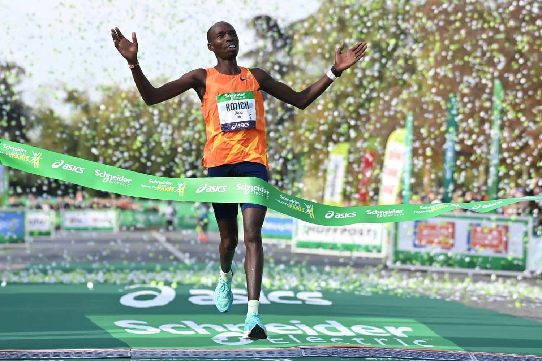 Marathon de Paris 2021 : une grande fête et un record